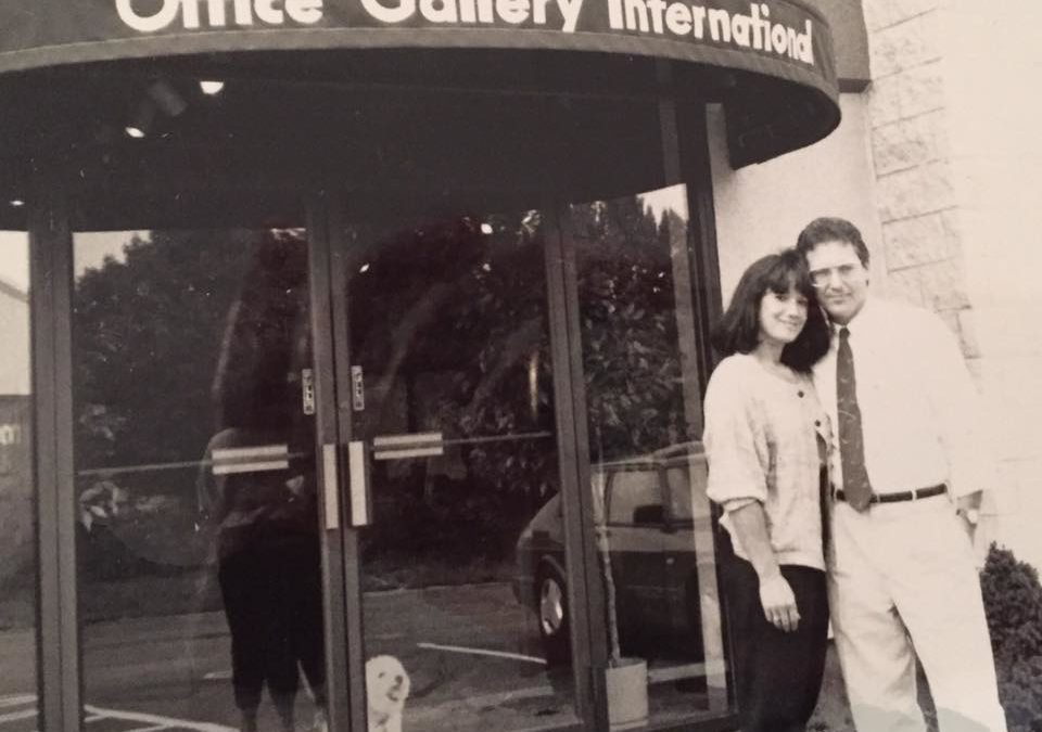 From One Couple to the Next, Office Gallery International Adapts to the Future