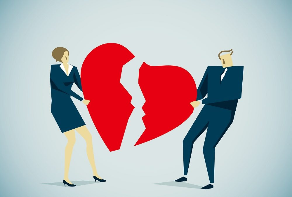 When the Vow Breaks: The Effect of Divorce on a Family Business