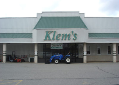 The store as it is today.