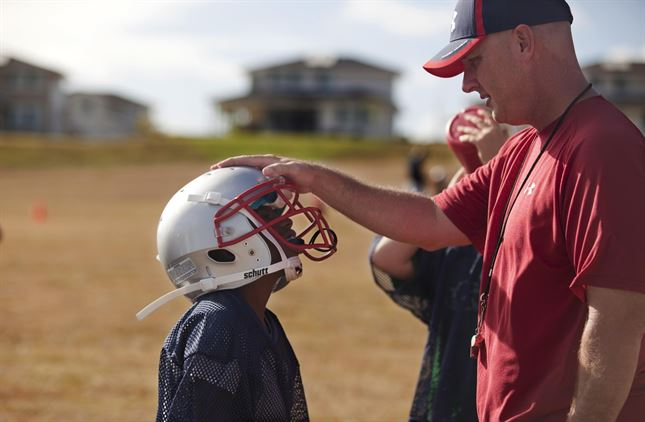 At Chapman, Football Coaching is a Family Business