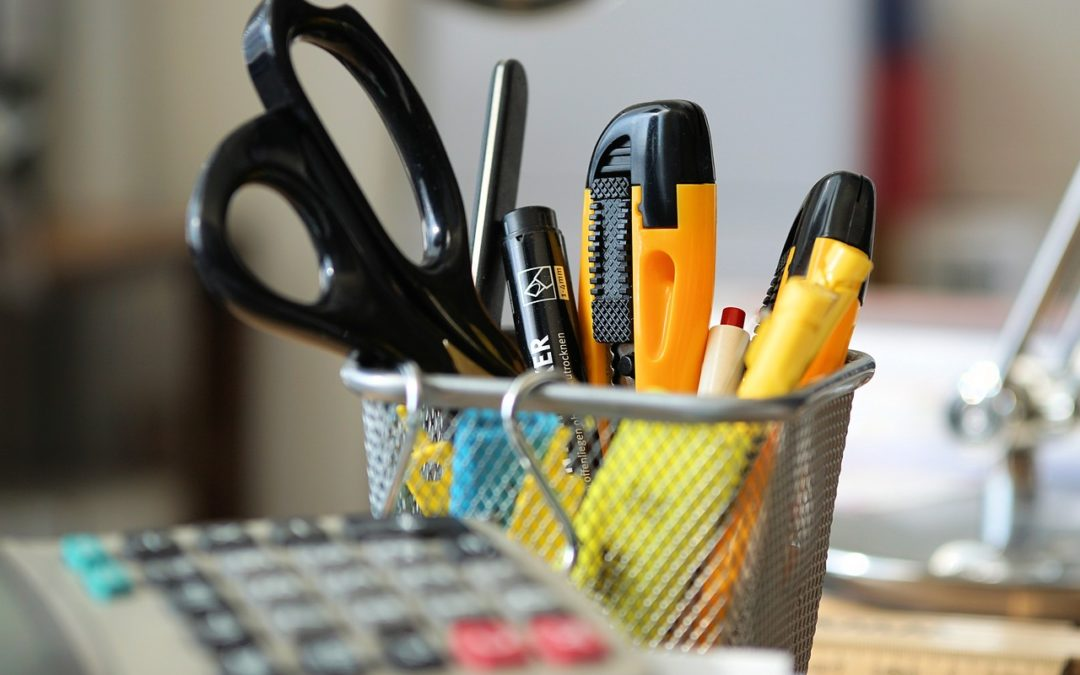 Poll of the Day: Office Supplies