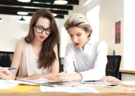 Business Wisdom from Working Moms