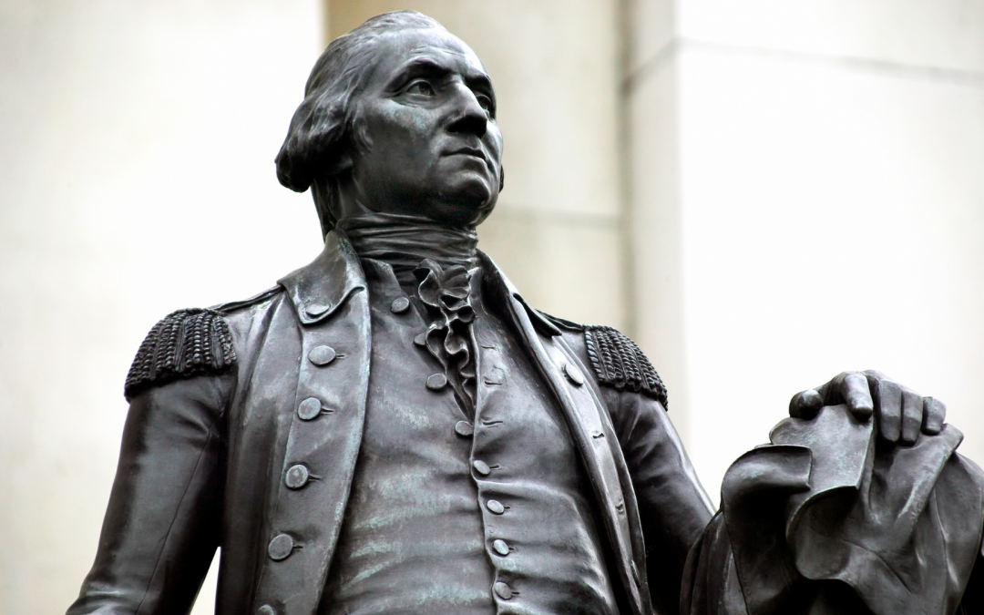 FAMILY EXCEPTIONALISM: George Washington, Chief Succession Planner (by Jason Ma)